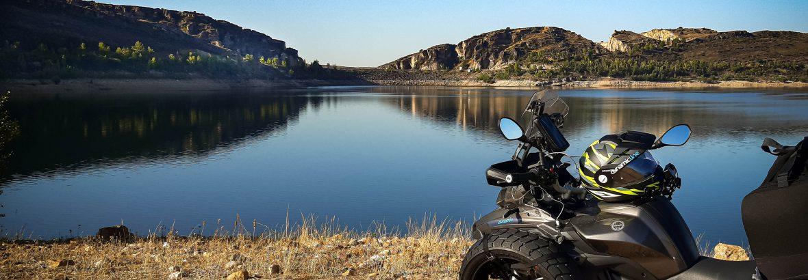 El comienzo – Cabo norte en moto – Capítulo 1