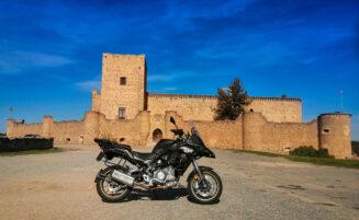 Ruta en moto Miraflores de la sierra – Hoces del río Duratón.